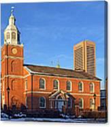 Old Otterbein United Methodist Church Canvas Print