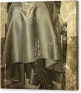 Old Portrait Canvas Print