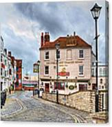 Old Portsmouth Canvas Print