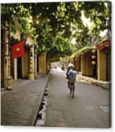 Old Quarter Of Hoi An Canvas Print