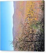Old Rag Hiking Trail - 121223 Canvas Print