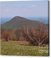 Old Rag Mountain Canvas Print