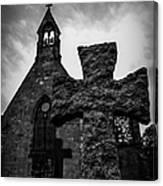 Old Scottish Church 2 Canvas Print
