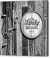 Ole Smoky Moonshine Canvas Print