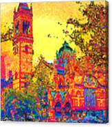 Old South Church Canvas Print