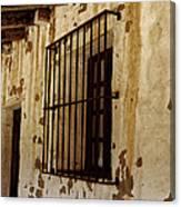 Old Spanish Mission Canvas Print