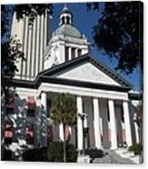 Old State Capitol - Florida Canvas Print