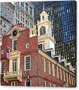 Old State House Canvas Print