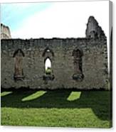 Old Stone Church 3 Canvas Print