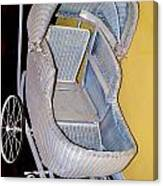 Old Stroller Canvas Print