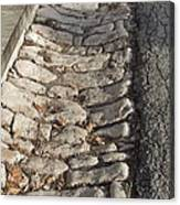 Old Style Gutter Canvas Print
