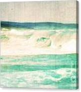 Old Surf Canvas Print