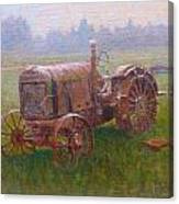 Old Timer Canterbury Canvas Print