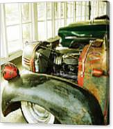Old Timers Canvas Print