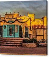 Old Town Emporium Canvas Print