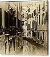 Old Venezia Canvas Print