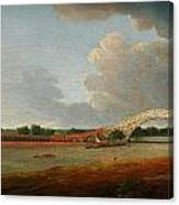 Old Walton Bridge Canvas Print