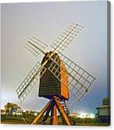Old Wind Mill Canvas Print