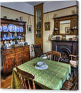 Olde Dining Room Canvas Print