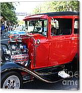 Oldie But Goodie - Classic Antique Car Canvas Print