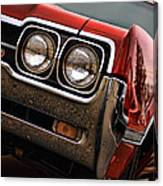 Olds 442 - 1966 Canvas Print