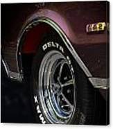 Olds 442 Canvas Print