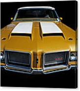 Oldsmobile 442 Canvas Print
