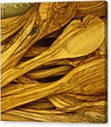 Olive Wood Canvas Print