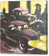 Omaggio A Tin Tin  Canvas Print