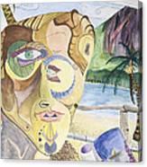 Ometepe Canvas Print