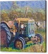 On A Westland Farm  Canvas Print