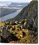 On Mount Roberts Canvas Print