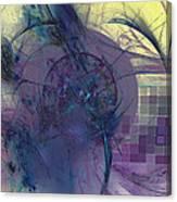 On Psychic Energy Canvas Print