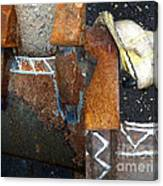 On The Corrode Again Canvas Print