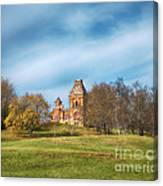 On The Hill Canvas Print