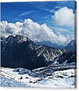 On Top Of Germany Canvas Print