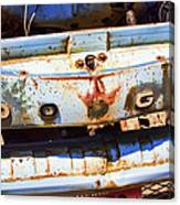 Once A Dodge Canvas Print