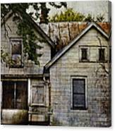 Once Lived In Canvas Print