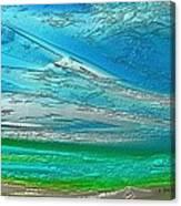 One Earth Canvas Print