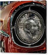 One-eyed Chevy Canvas Print