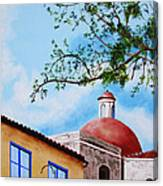 One Fine Day In Cuba Canvas Print
