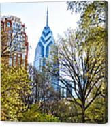 One Liberty Place Canvas Print
