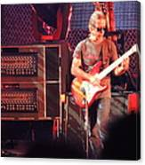 One Of The Greatest Guitar Player Ever Canvas Print