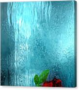 One Rose Left Canvas Print