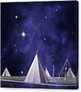 One Tribe Canvas Print