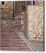One Way Up Canvas Print