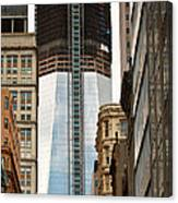 One World Trade Center #2 Canvas Print