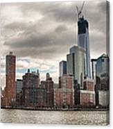 One World Trade Center Canvas Print