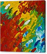 Only Till Eternity 2nd Panel Canvas Print