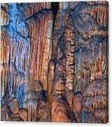 Onondaga Cave Detail Img 4270 Canvas Print